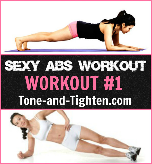 Sexy Abs Workout #1