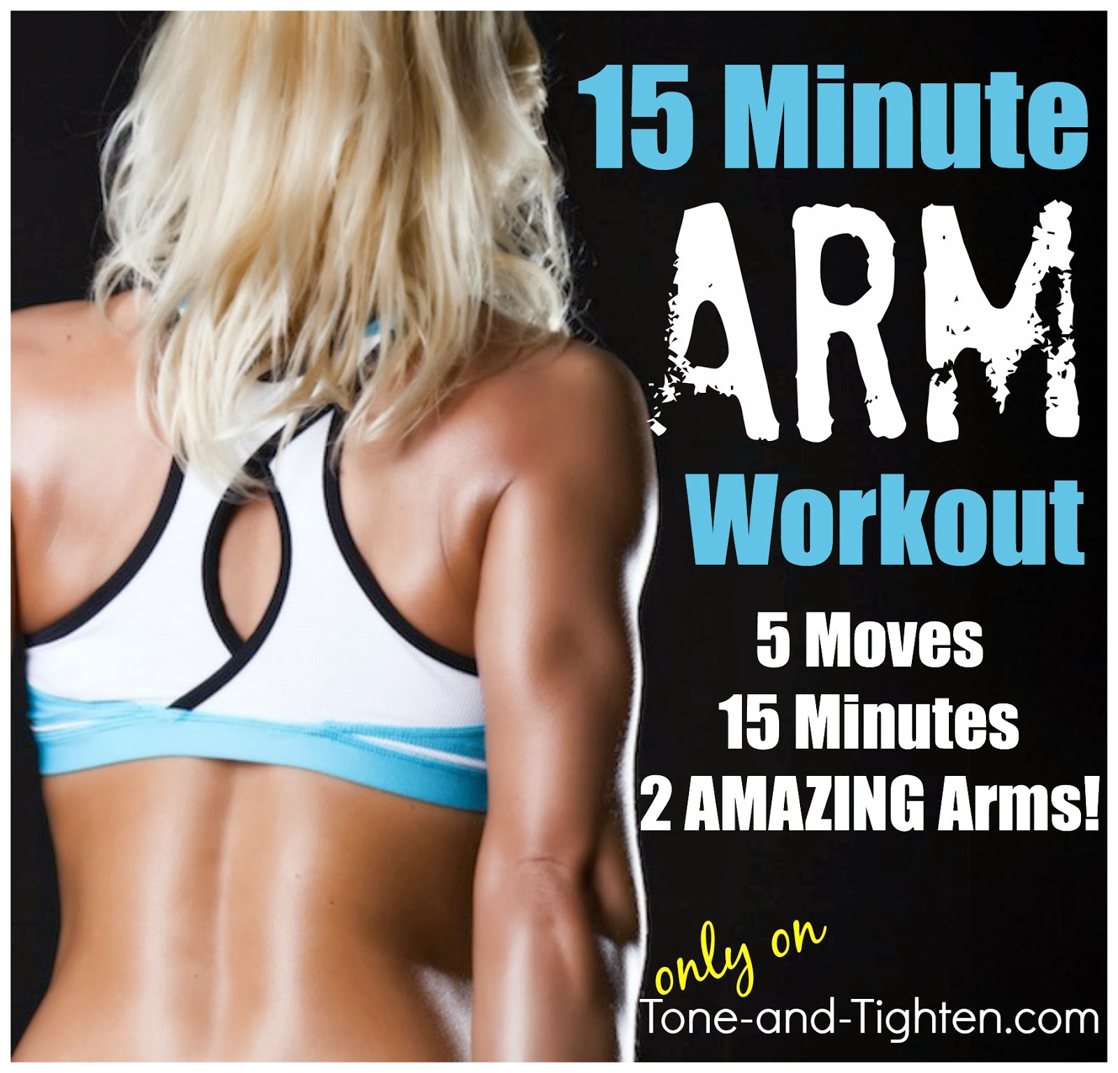 Arms exercises at home for biceps