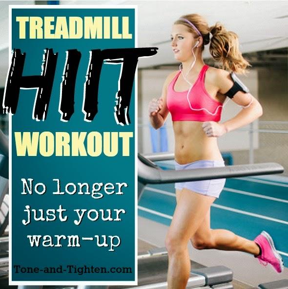 treadmill ex endurance