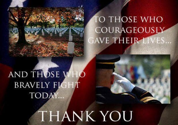 Happy Memorial Day!! Thanks to all of you for your service | Tone ...
