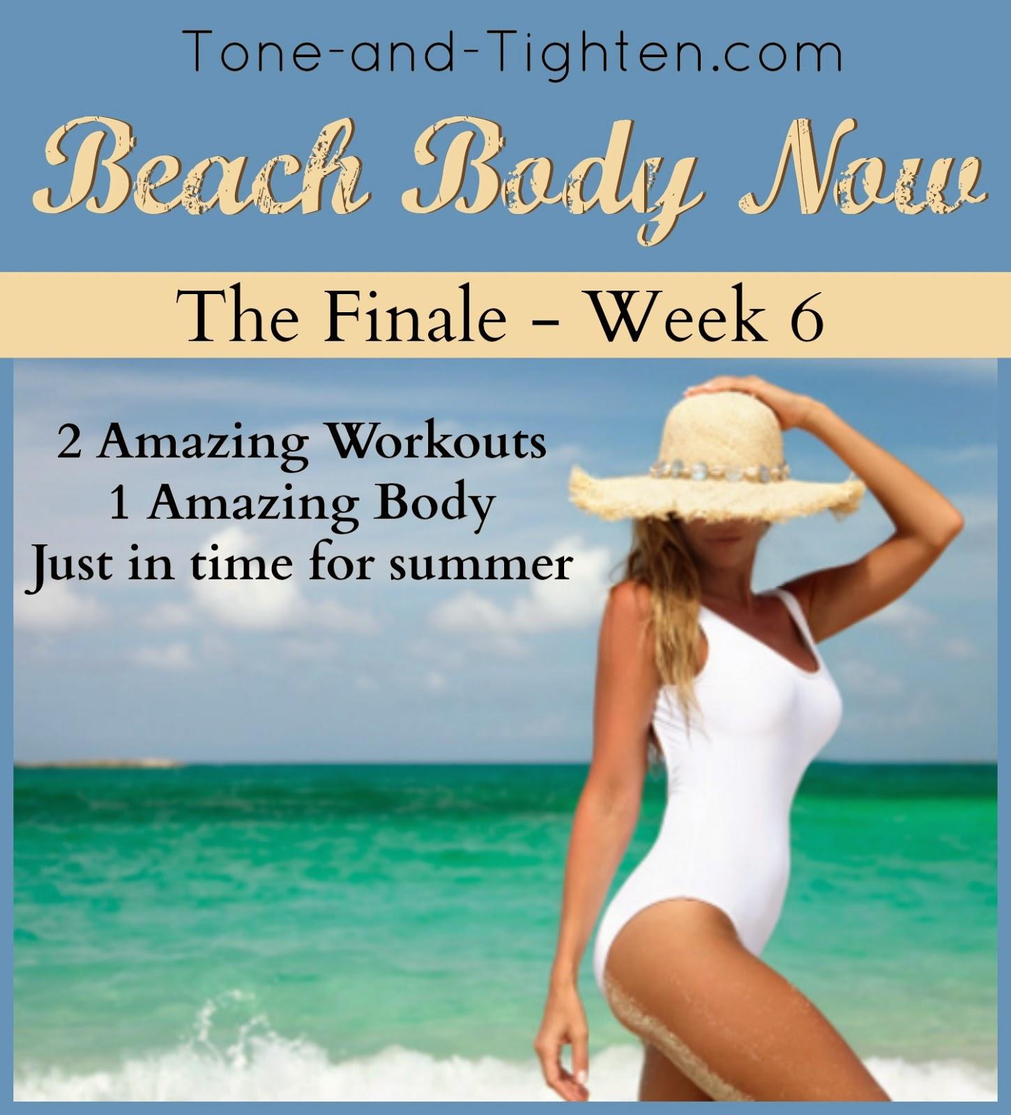 Best Beach Body Workout Dess