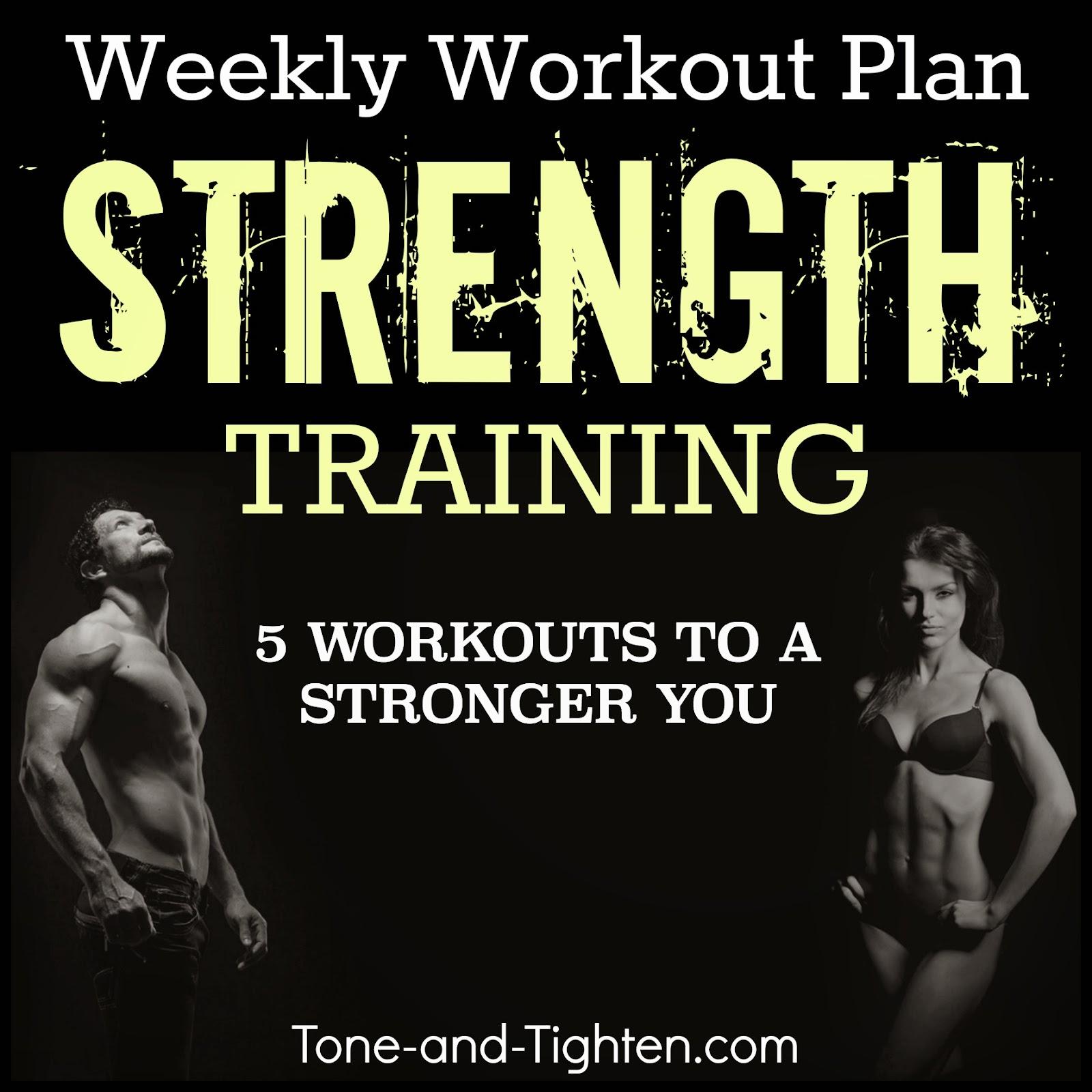 Endurance Training: Best Strength Training Workouts