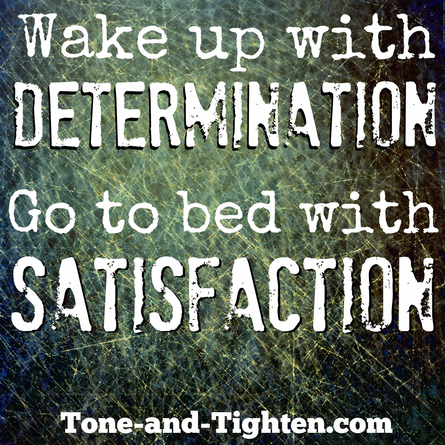 fitness motivation determination ultimately leads to