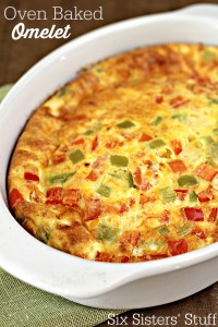 Oven-Baked-Omelet-Recipe-SixSistersStuff