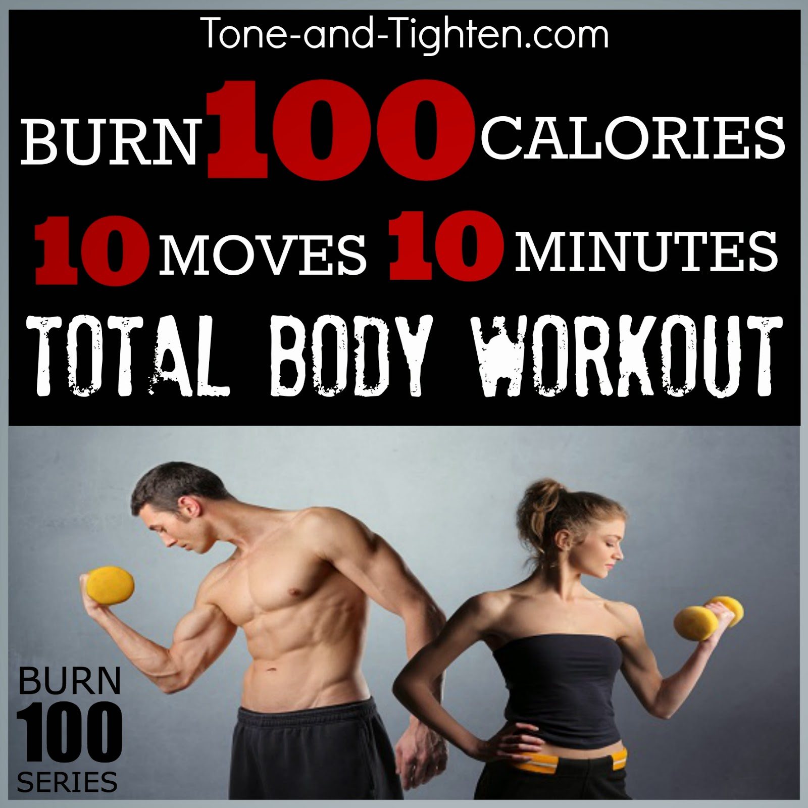 Tone Body: 5 Total-Body Workouts To Tone And Tighten