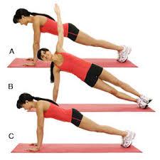 t plank