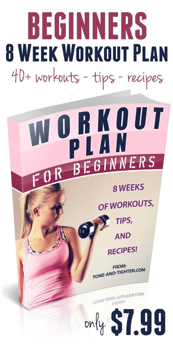 Beginners Workout Plan eBook