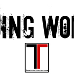 T-shirt logo - doing work