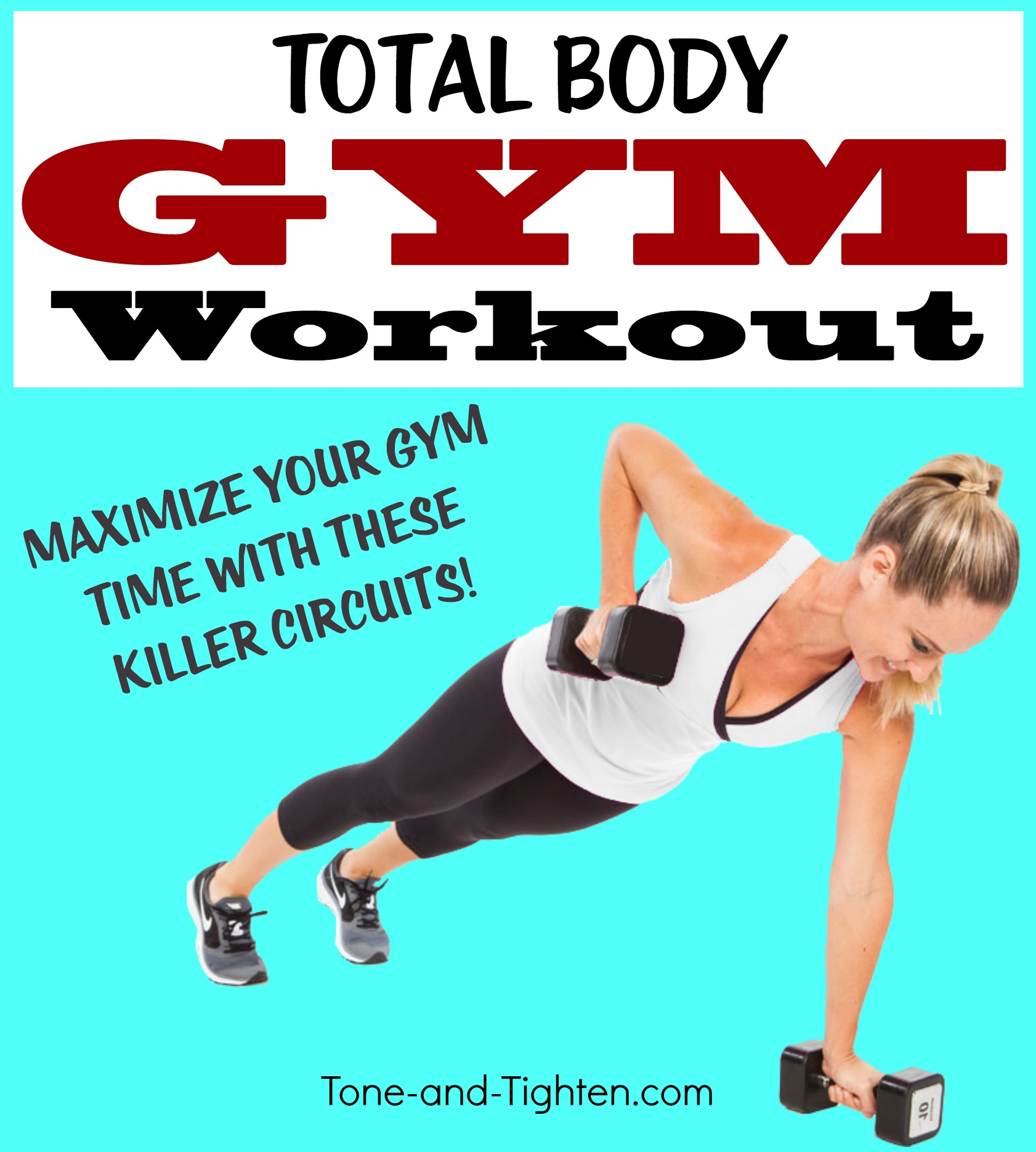 Awesome core workout with dumbbells weights tone and for Gimnasio total