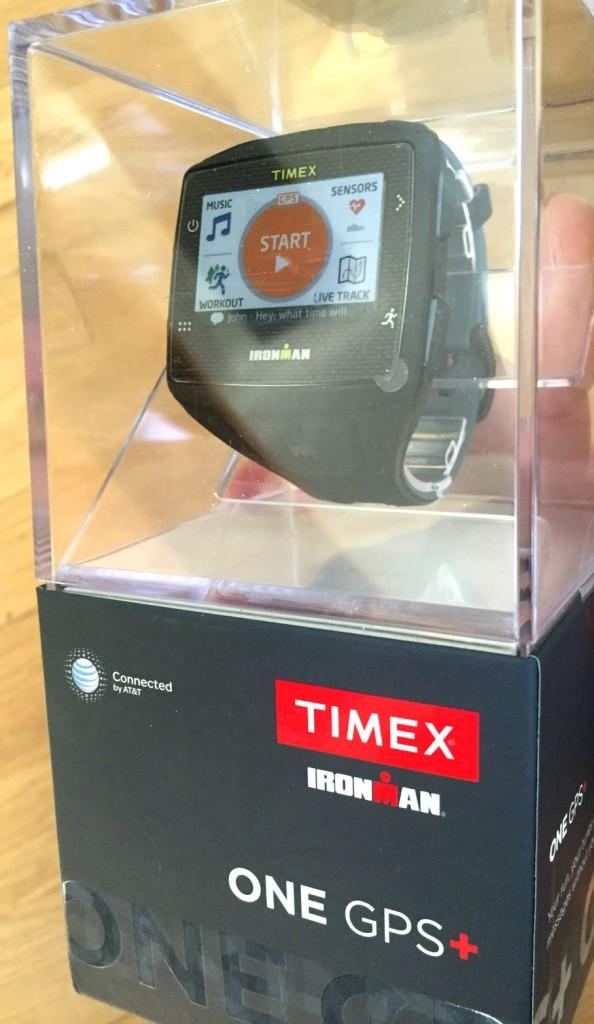 timex OneGPS watch 1