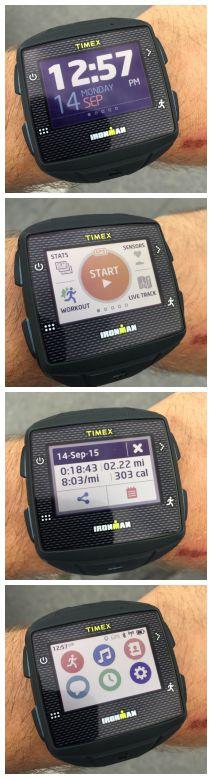 timex onegps watch 2