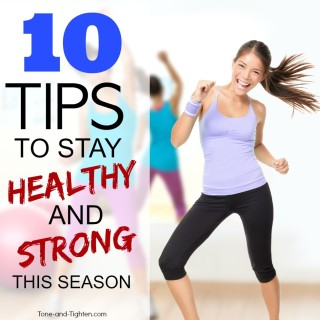 how to stay healthy avoid flu cold illness