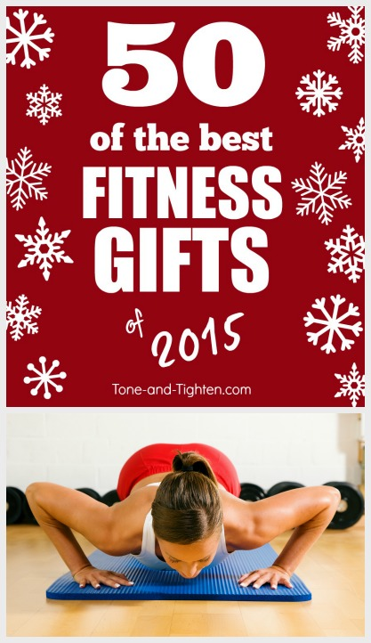 Best fitness gifts of 2015