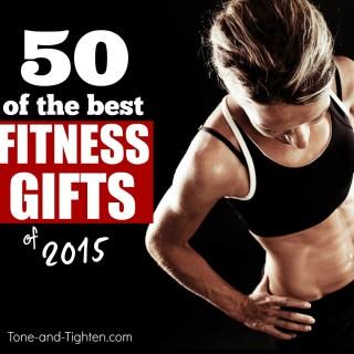 best fitness gift guide 2015