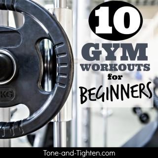 best-gym-workout-beginner-tone-tighten