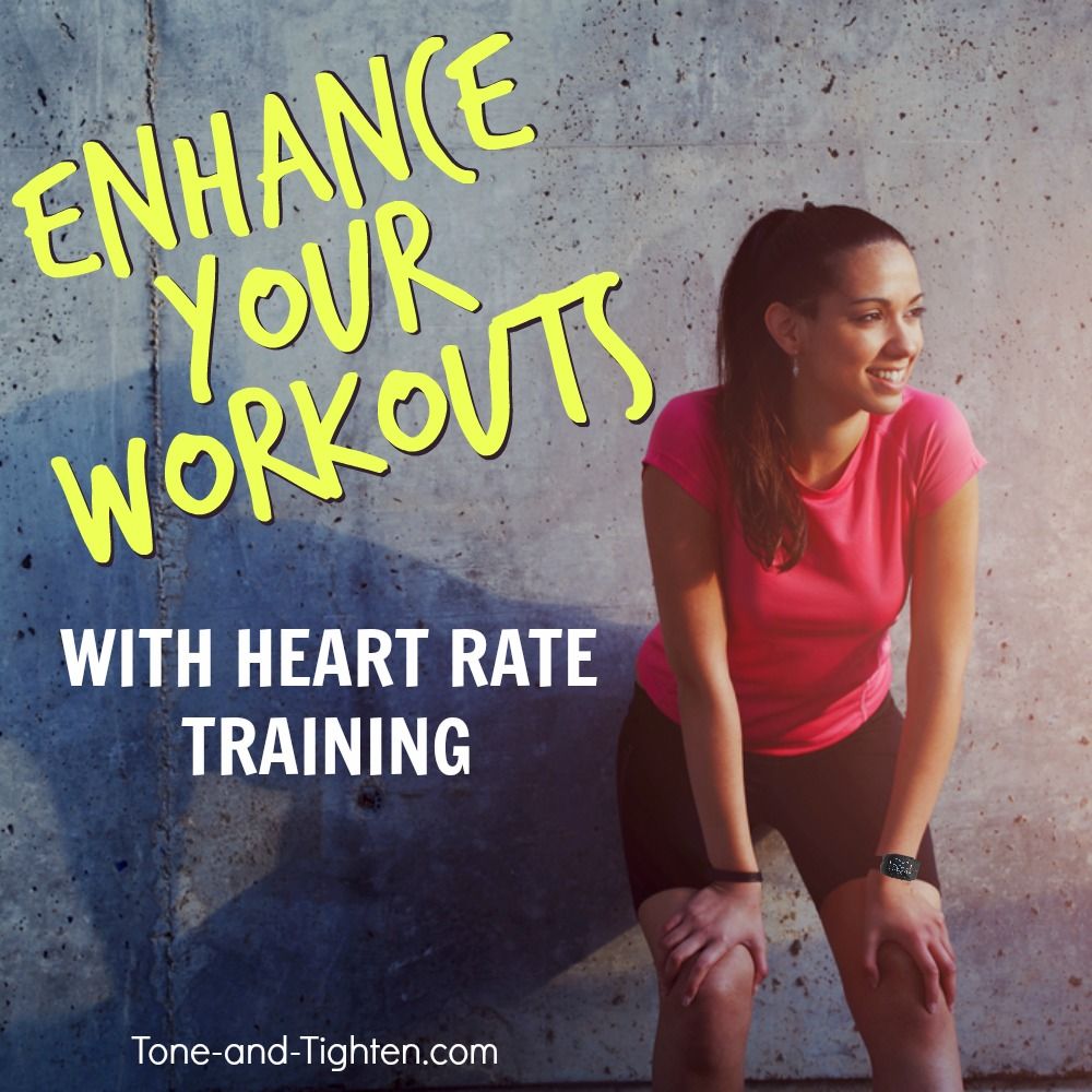 heart rate training zones interval tone tighten