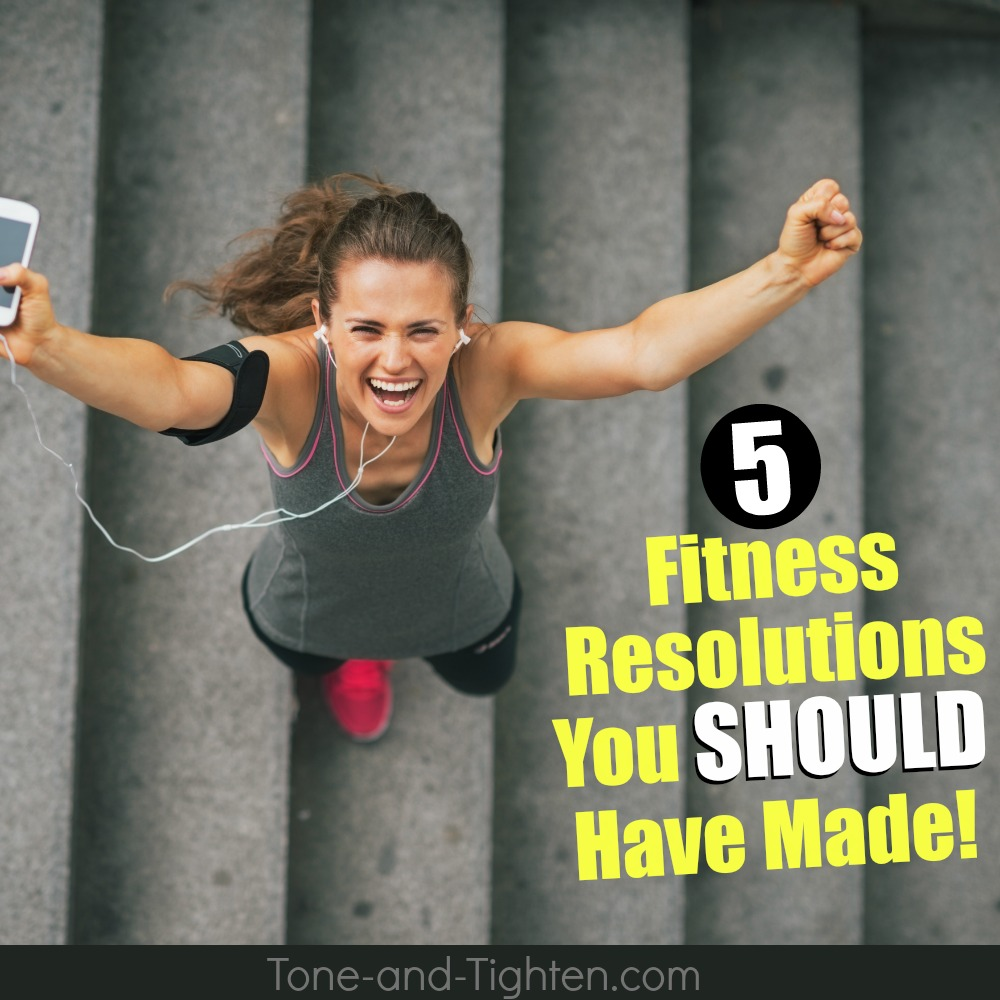 best fitness resolutions new year