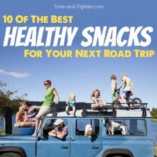 best healthy snack road trip car ride food diet