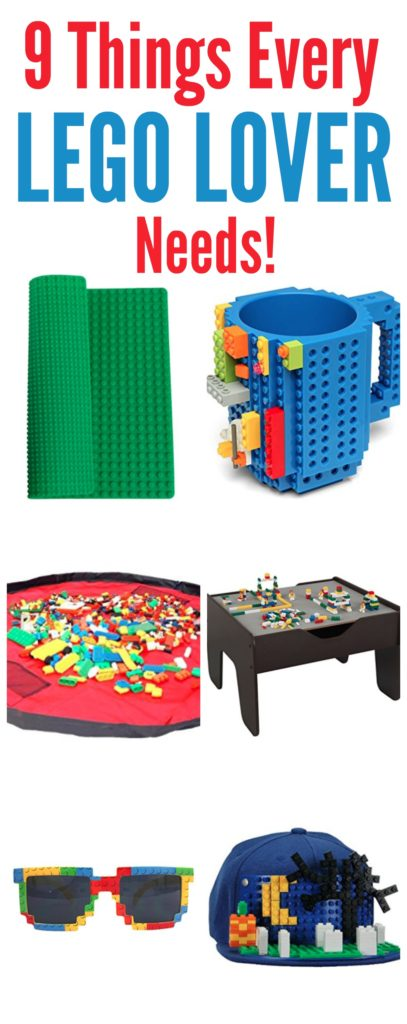 9 Things Every Lego Lover Needs Tone And Tighten