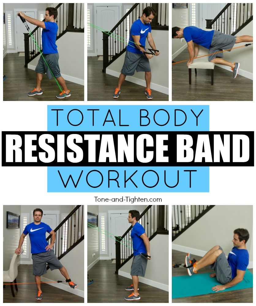 Resistance Bands Meaning: Tone And Tighten