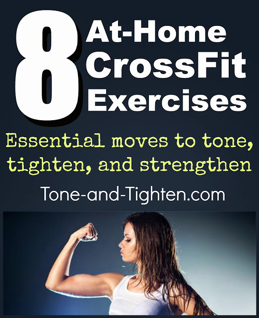 Results Crossfit Workout: 8 CrossFit Exercises You Can Do At Home
