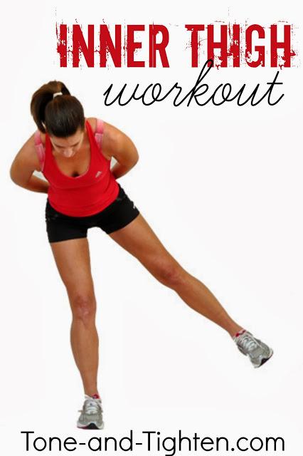 78aa2baf6 Video Workout  Killer Inner Thigh Workout