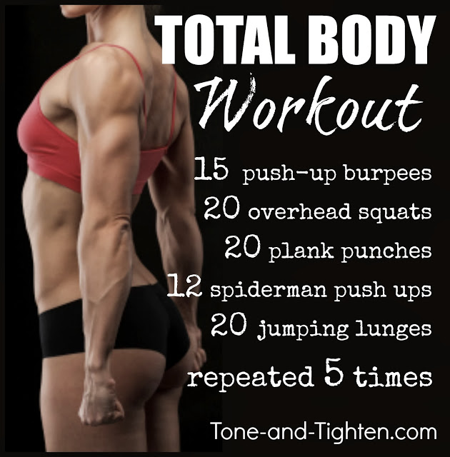 Total Gym Intermediate Workout