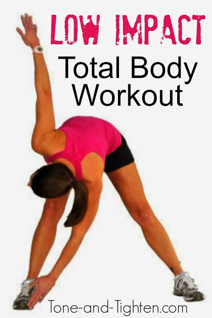 http://tone-and-tighten.com/2013/10/video-workout-low-impact-total-body-cardio-workout.html