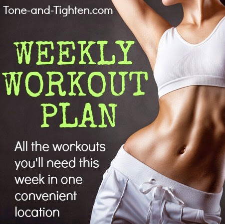 http://tone-and-tighten.com/2014/03/weekly-workout-plan-total-body-workout-routine.html