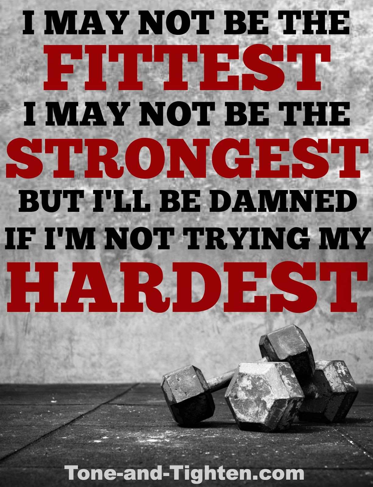 Fitness Motivation - Give It Your Best - Inspiration ...
