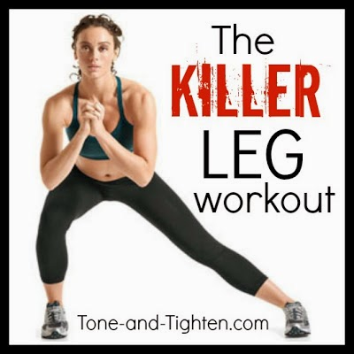 5 great athome workouts  tone and tighten