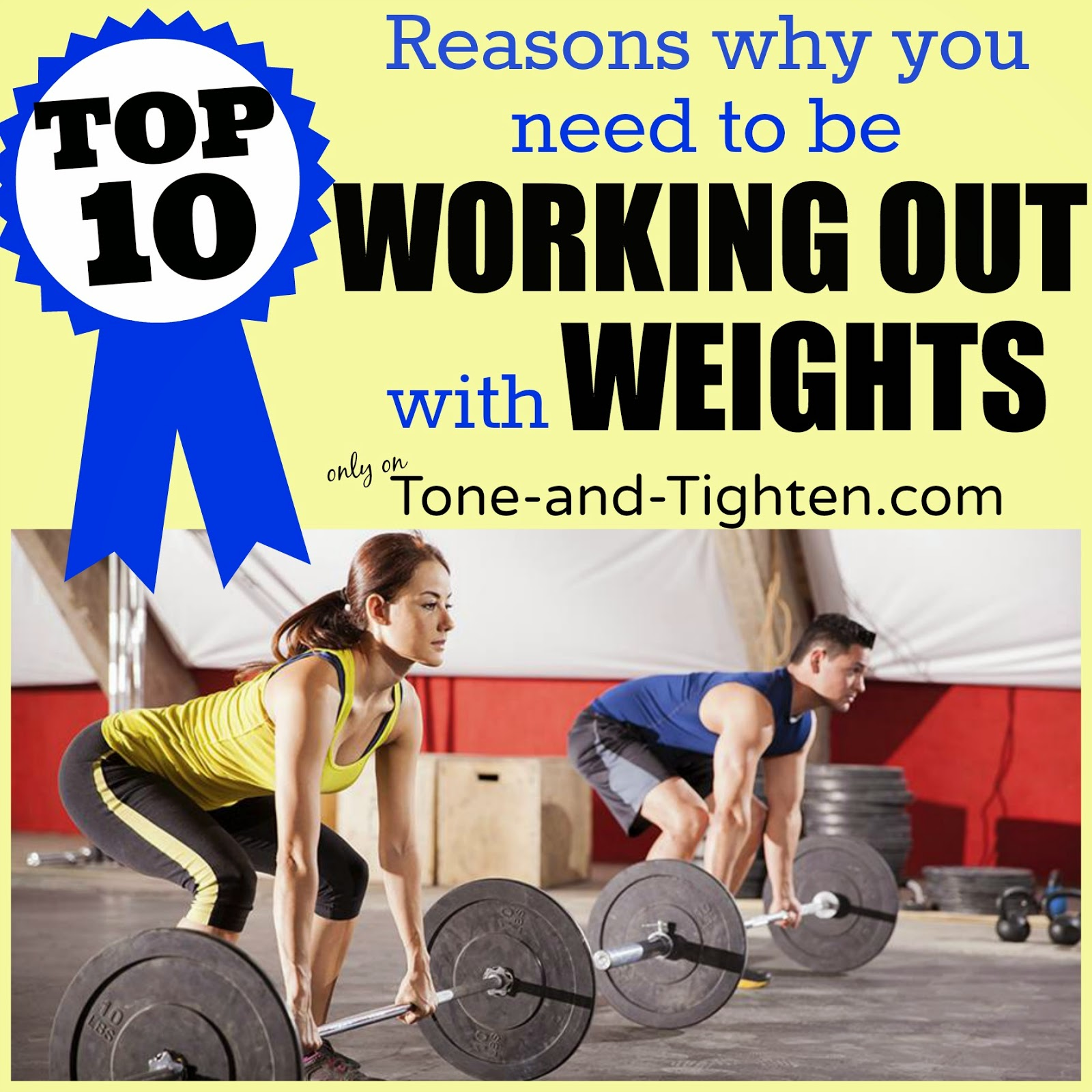 Top 10 Reasons Why You Should Be Lifting Weights – Fitness ...