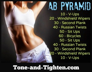 5 Great Ab Workouts To Tone And Tighten Your Stomach Weekly Workout Plan Of Core Exercises