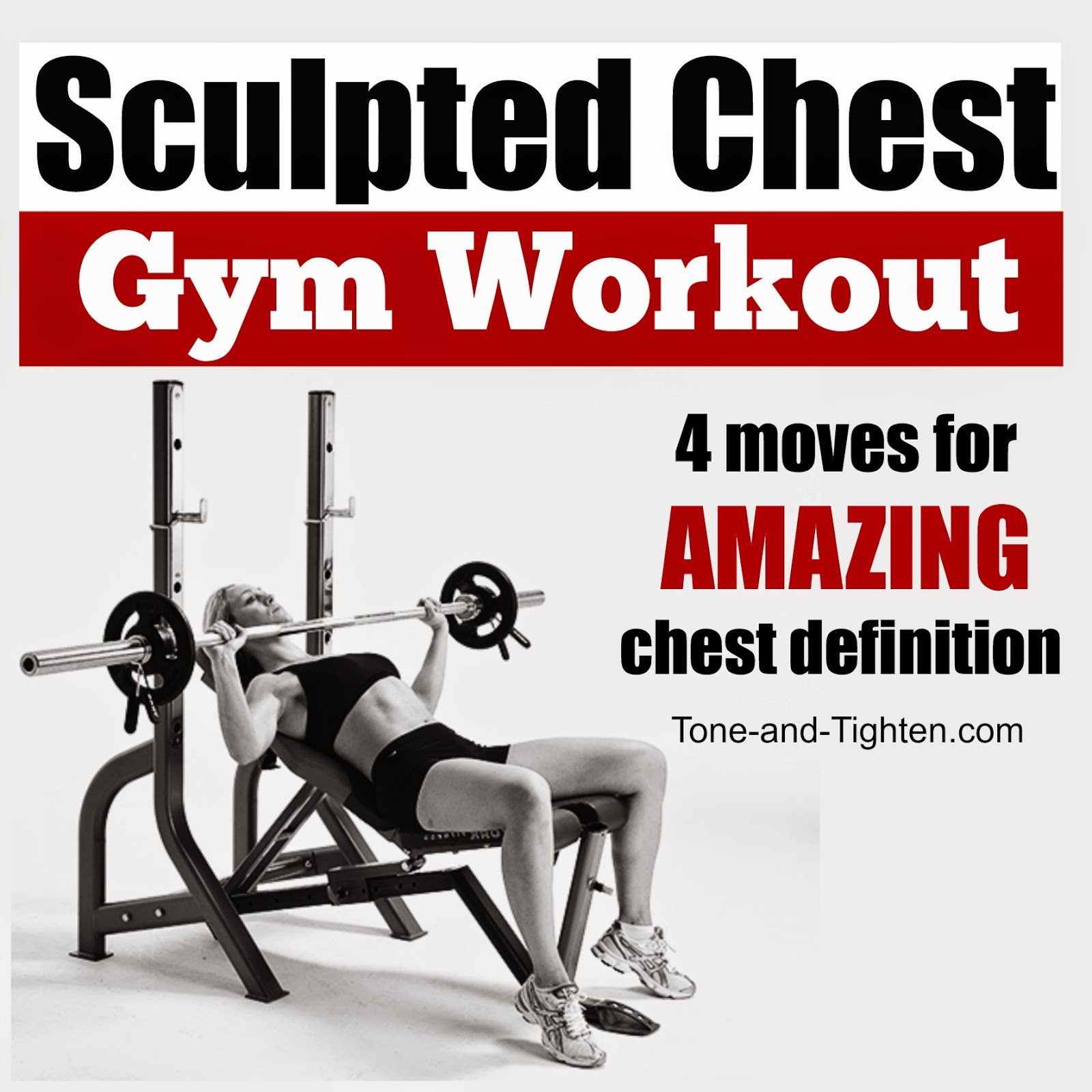 Chest Day Has Always Been My Favorite In The Gym Whether Youre A Guy Trying To Get Bigger Or Girl Looking Keep Things Up And Perky This Is