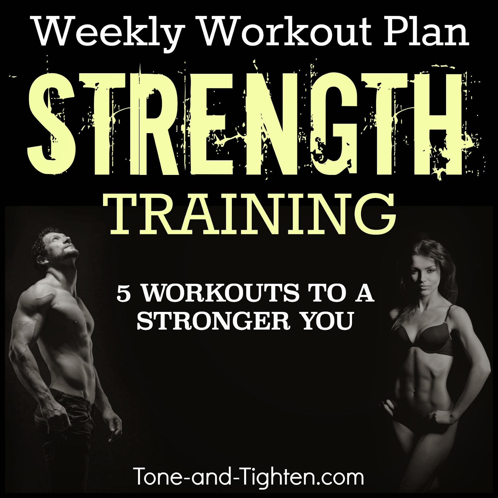 Strength Training Workouts: Best Strength Training Workouts