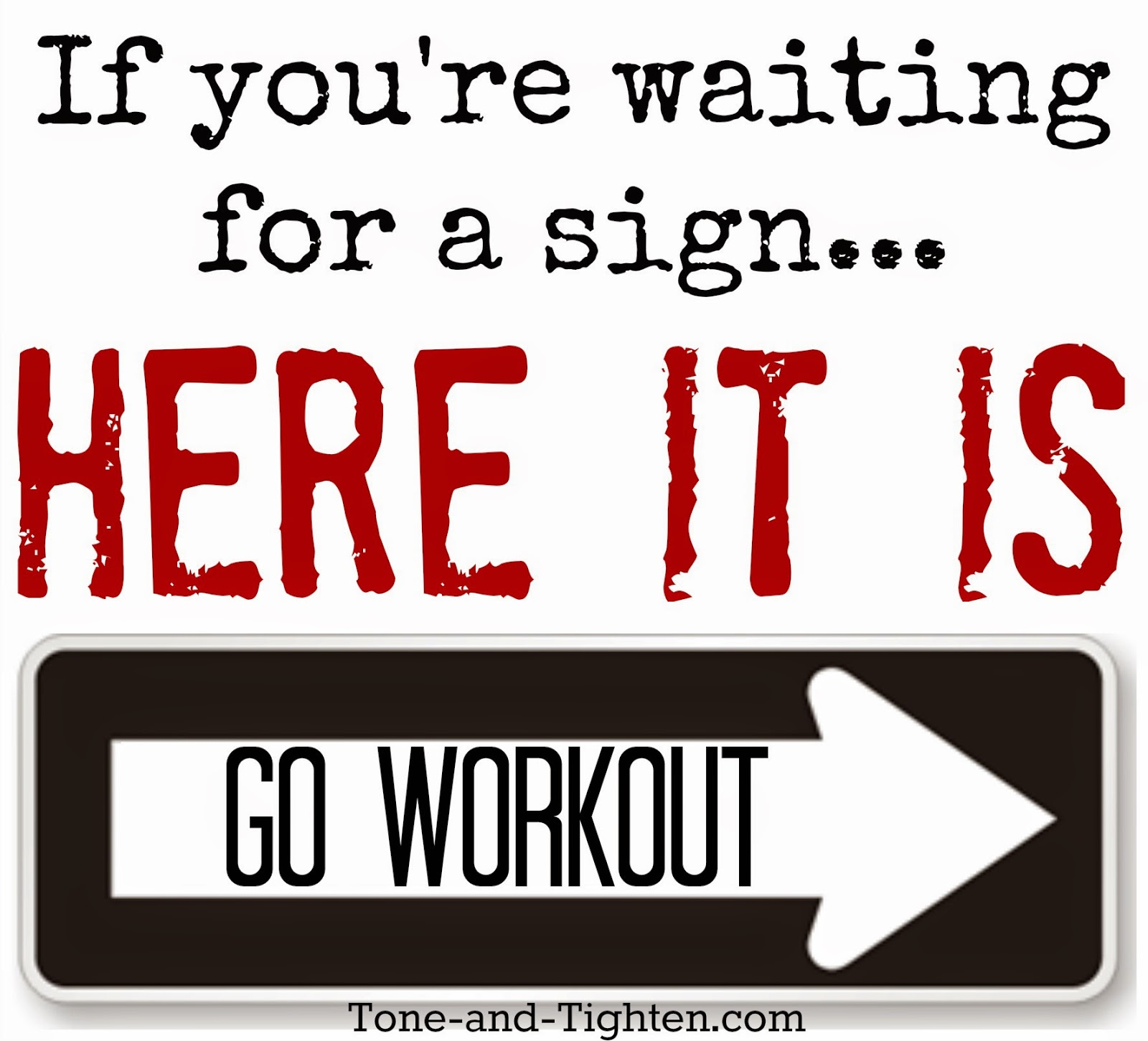 Get Inspired With These Motivational Workout Quotes: Stop Waiting And Start Doing