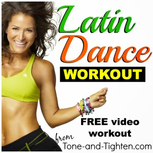 Free Latin Dance Zumba Workout At Home