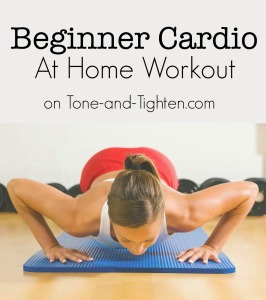 Total Body Low Impact Beginner Cardio At Home Workout