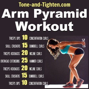 No More Jiggle Arm Workout (only 10 minutes!) | Tone and ...