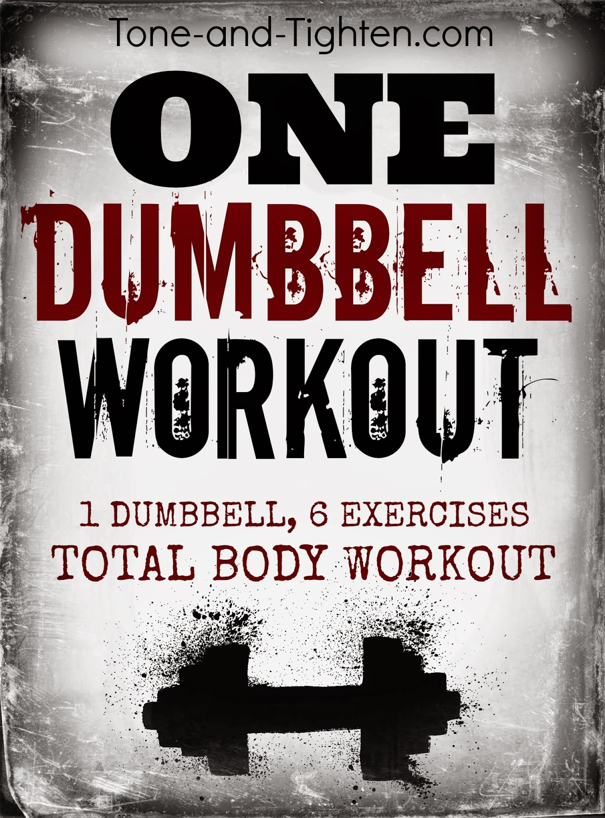 The One Dumbbell Workout 6 Amazing Exercises You Can Do With Just