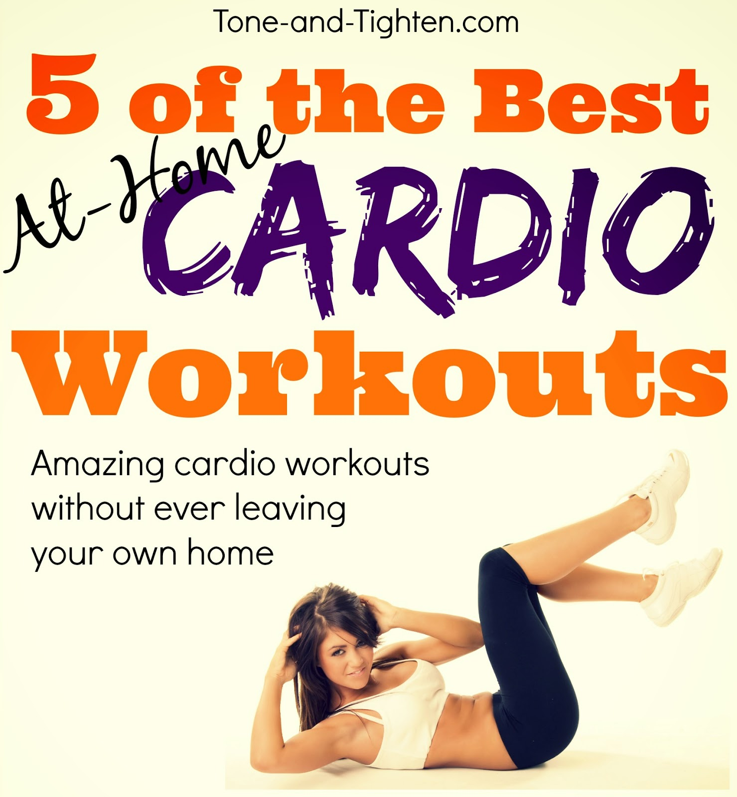 Cardio Strength Workout: Best At-Home Cardio Workouts