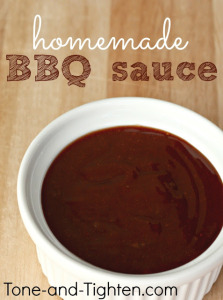 how to make homemade barbecue sauce from scratch