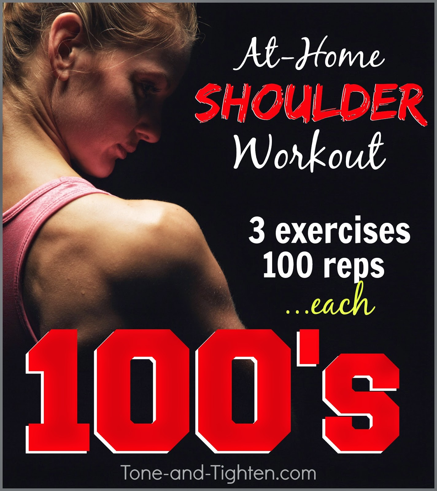 shoulder workout at home weekly workout plan 5 days of dumbbell workouts to tone 30783