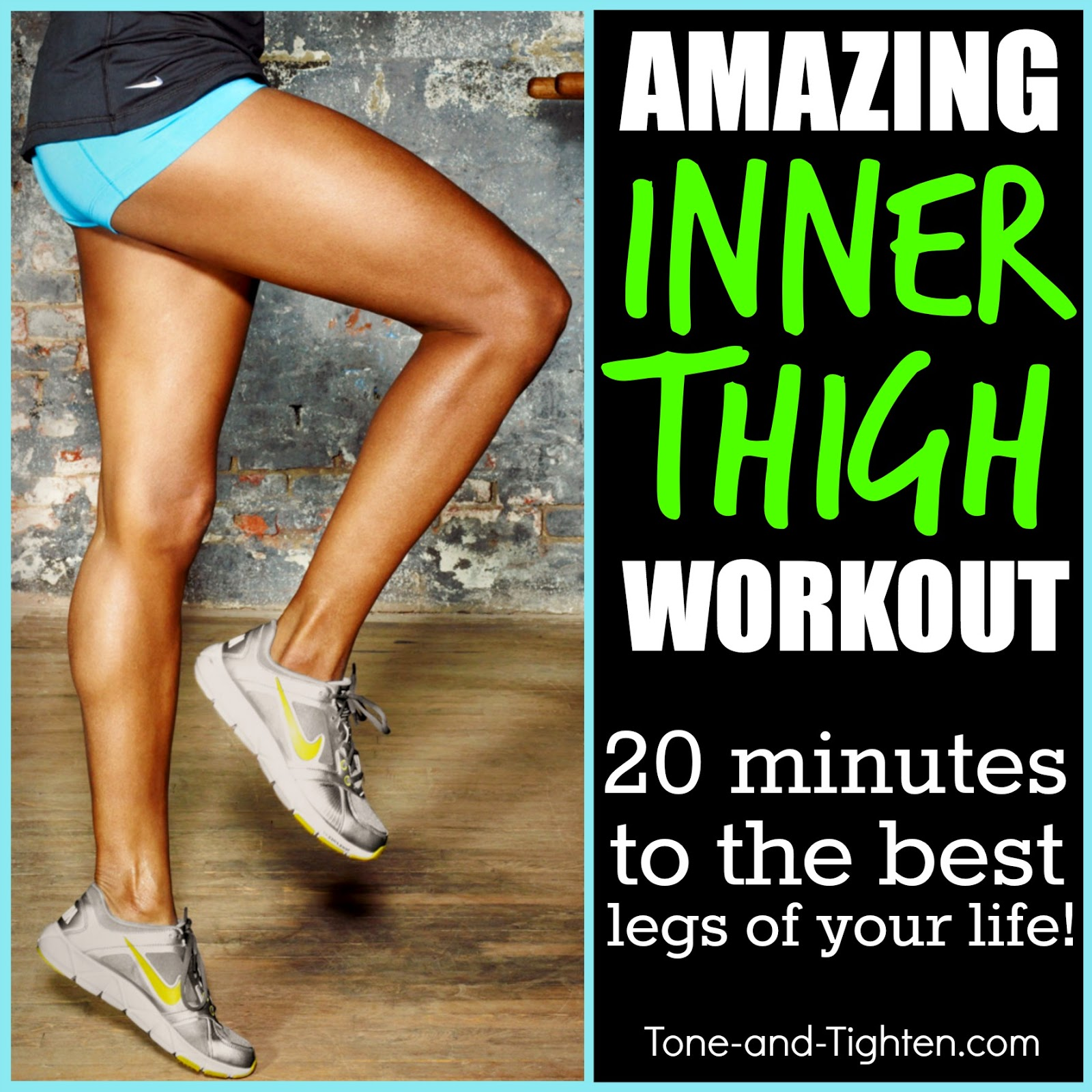 Best at home workouts no equipment tone and tighten