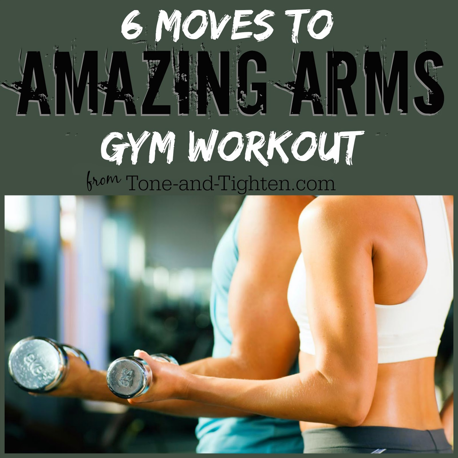 Gym Arm Workout