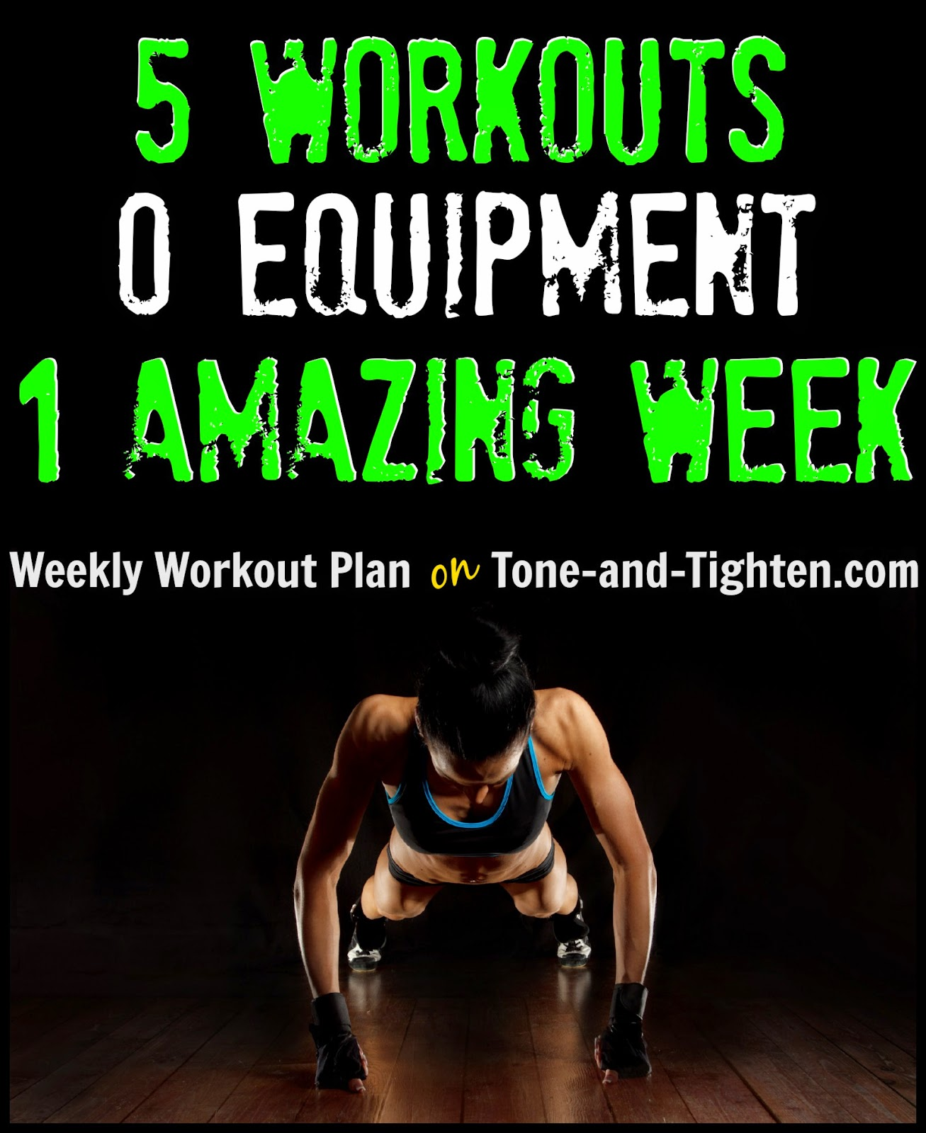 5 Great At Home Workouts Without Weight Best Bodyweight Equipment
