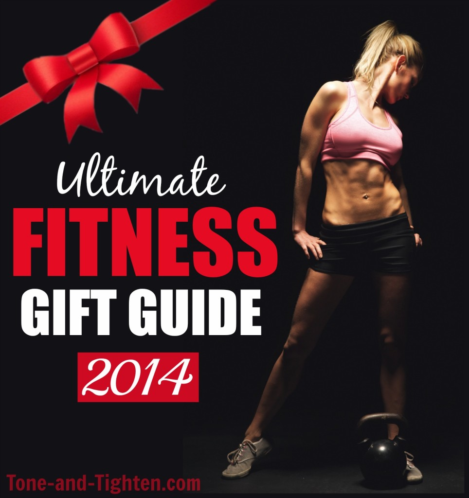 best fitness gifts christmas holidays 2014 tone and tighten