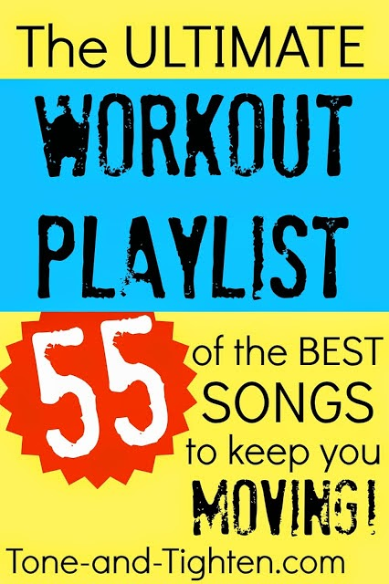 55 Of The Best Workout Songs