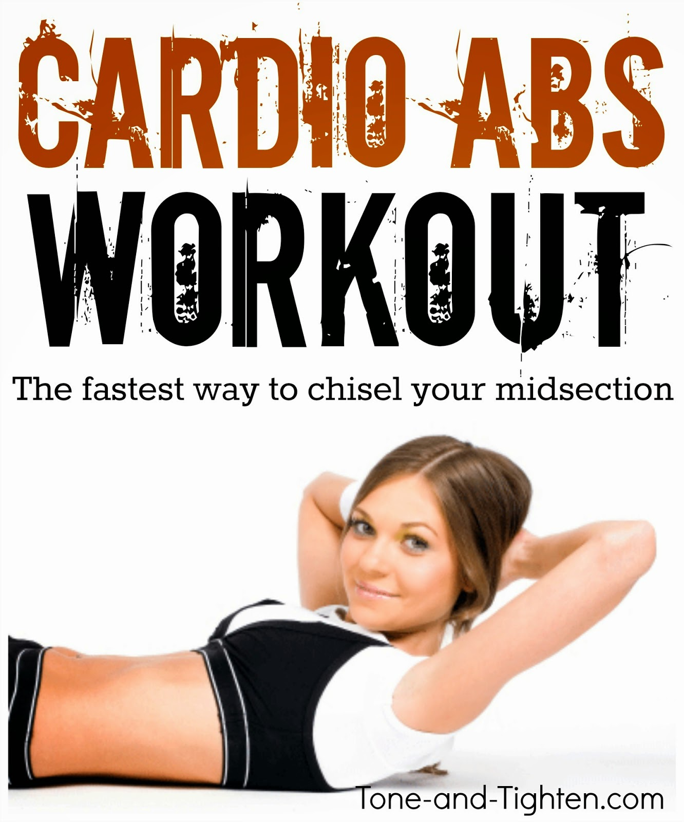 Cardio Strength Workout: Best Butt And Ab Workouts