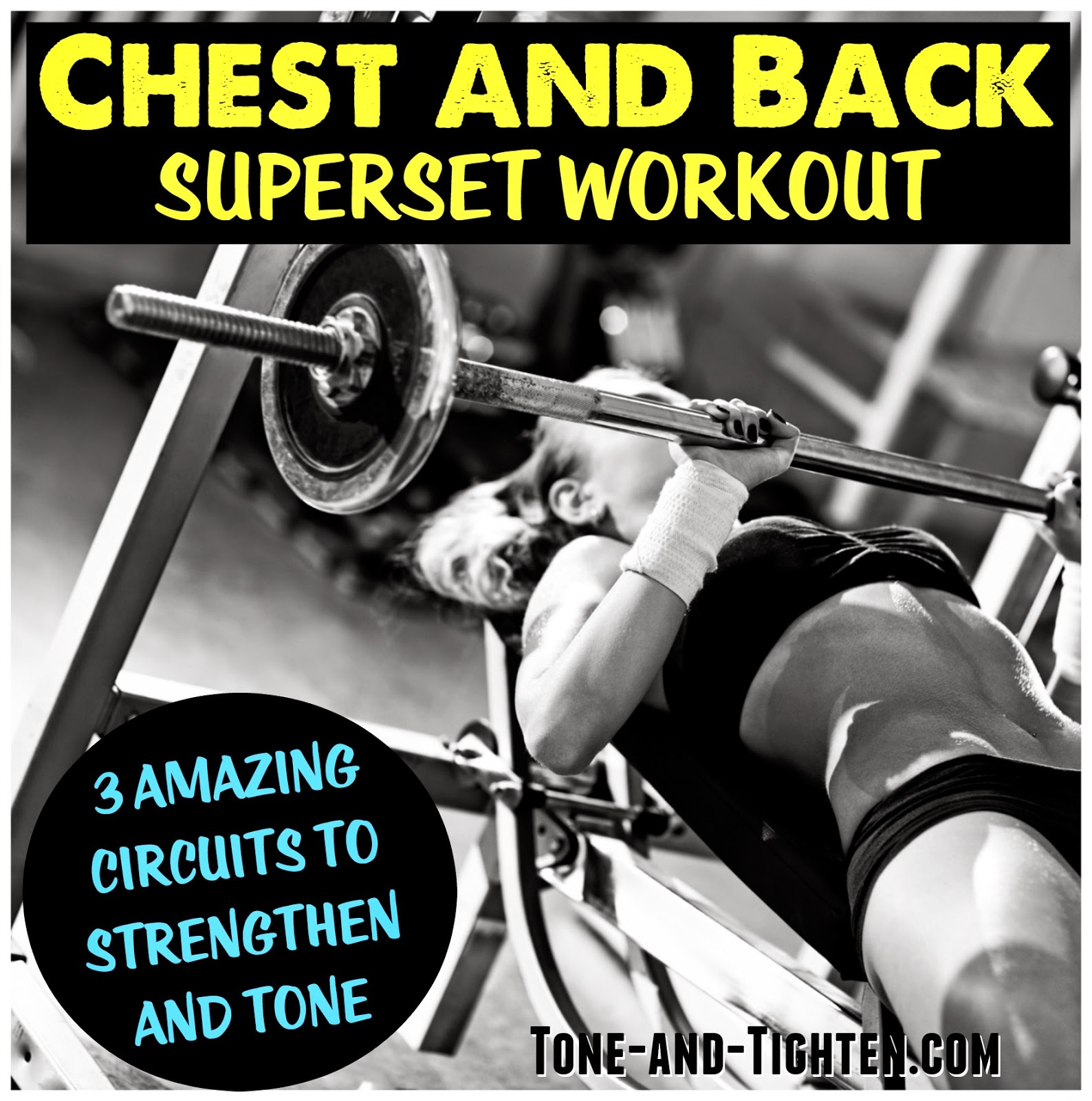 Chest And Back Sut Workout